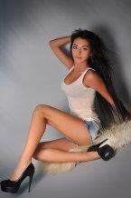 девочка Катя из города Луганск