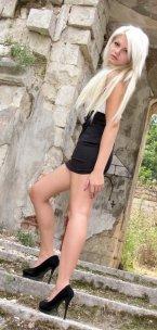 девочка Ангелина из города Донецк