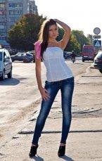 девочка Света из города Черновцы