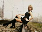женщина яна из города Донецк