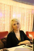 женщина Ангелина из города Донецк