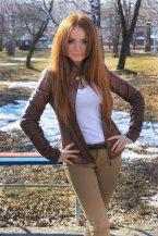девочка доминика из города Ужгород