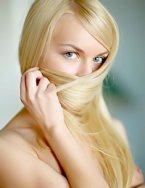 блядь Блонда из города Луцк