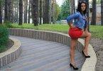 женщина Анна из города Ровно