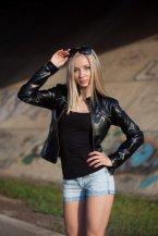 девочка Катя из города Ужгород