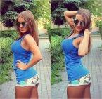 девочка ЛЕНА из города Полтава