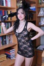женщина Вика из города Симферополь