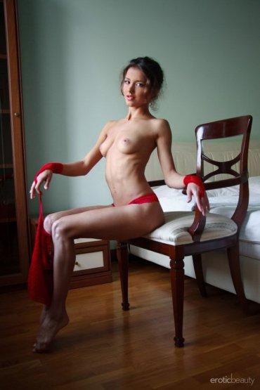 девушка Варвара из города Черкассы
